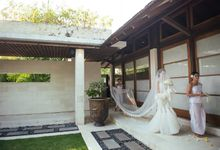 The Wedding W + J by Studio 8 Bali Photography