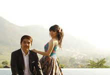 Prewedding Kivan and Sisca by Xinxin Make Up