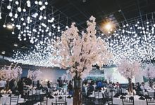 Cross National & Cultural Wedding at Gardens by the Bay by Glittering Carousel