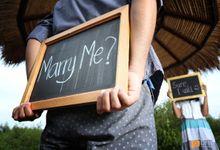 Ayu dan Taufik Preweding by Brivi Photo Project