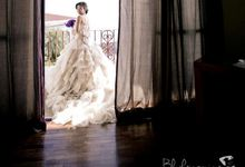 Real Brides by New Fashion Creation by Evelyn Guerrero