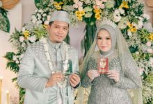 The Wedding Day Of Reza & Devie by Namakita Planner