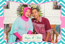 Bagus & Fitri by The Caramel's Corner