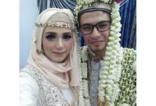 Makeup wedding by Makeupbyafnanmaya