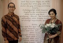Jessica & Erlangga Engagement by Nona Manis Creative Planner