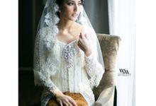 Tyas Mirasih - Diamond Earing V&Co Jewellery by V&Co Jewellery