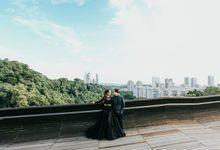 John & Divine Singapore Engagement Shoot by Blinkboxphotos
