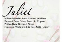 Juliet by Toko Emas Kesayangan