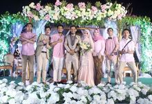 Wedding Event at Tirtasani Pool Yogyakarta by MOL Entertainment