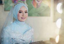 Makeup and Hairdo for Prewedding by MS Studio MakeUp Artist