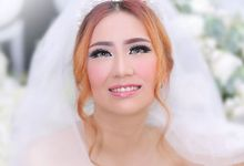 Pre Wedding Makeup and Hairdo by LeVien by LeVien