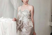 Wedding Dress by Chintya The