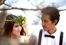 Pre-wedding Makeup by Zevinnia Makeup Artist