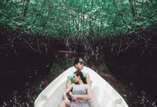 Andrew X Joanne Engagement Shoot at Bali by Legacy Studio
