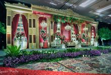 Cadmium Red of Mandailing by MawarPrada Wedding Decoration