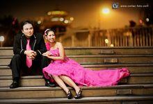Gunawan & Ninik by Cortez photography