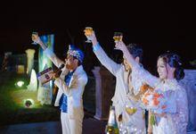 Wedding Of Danny and Dwi by Ananda Yoga Organizer
