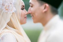 Afiq & Teyka - Solemnization by Cubic Foto by PlainPaperpaint Production