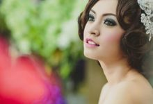 spring collection by Dewi Taufani Bridal