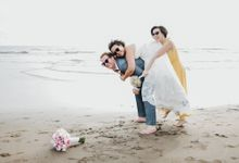 The Wedding of Bart & Lauren by Varawedding