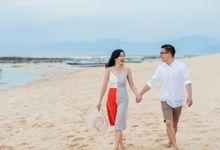 Prewedding David & Yurika by Hope Portraiture