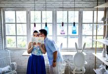 Niko & Stella Prewedding by Hope Portraiture