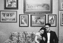 Yansen & Hanny Prewedding by Hope Portraiture