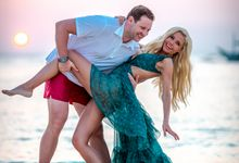 Zlataslava Boracay Style Prewedding Photo Shoot by Valyn Photography