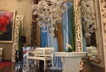 White Wedding by Amaroossa Hotel Bandung