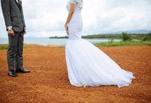 The Wedding of Israel & Kareen by Edan & Emz Photography