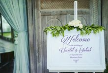 Organic Elegance in Seventh Heaven by Hari Indah Wedding Planning & Design