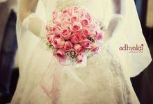 Rieva & Adhika by Adhyakti Wedding Planner & Organizer