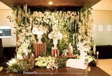 Beautiful Forest by Butterfly Event Styling