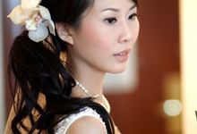 Wedding Actual Day Makeover by Chic Makeup