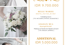 PACKAGE 2021 by AngeLin Bridal