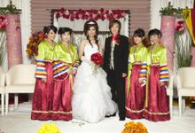 The Wedding Of Melky & Fenny by Classic Management