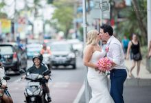 Take it to the Street with Jeremy and Kate by JimieWu Photography