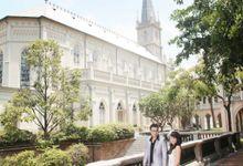Prewedding Herry&Dewi by Okeii Photography