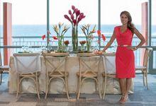Tropical Photo Shoot by Krizia Diaz Event Planner & Designer