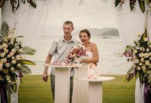 Wedding by Nick Evans