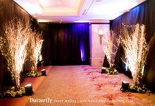 From Pool Party to Elegant Ceremony by Butterfly Event Styling