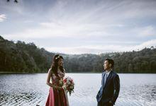Nicho & Vera Prewedding by Chroma Pictures