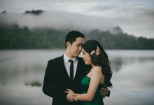 Derrick & Sonia Prewedding by Chroma Pictures