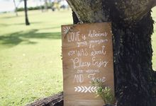 Garden Wedding by InterContinental Bali Resort
