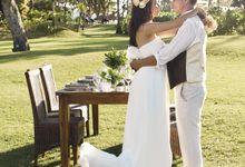 Garden Wedding by InterContinental Bali Resort