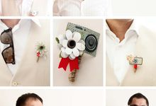 Alvin & Valerie Wedding Day by King Foto & Bridal Image Wedding