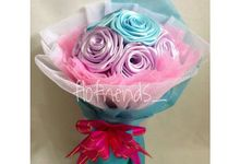 Flofriends Hand Bouquet by Flofriends