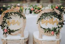 Candace & Farhan by baliVIP Wedding