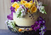 Luscious Blooms by Cake & Wildflour