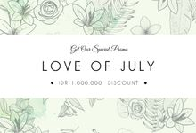 Promo - Love of July by Sir Johns .Co